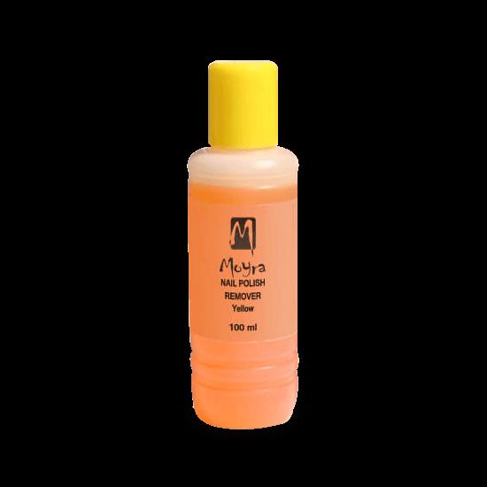 Moyra Acetonmentes Körömlakklemosó (Citrom illatú) 100 ml