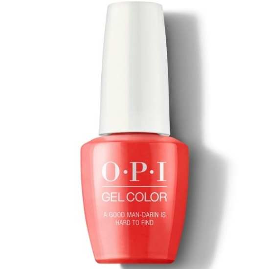OPI GelColor - A Good Man-darin is Hard to Find 15ml