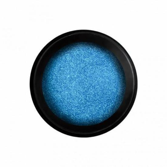 Perfect Nails Chrome Powder - Körömdíszítő Krómpor Kék