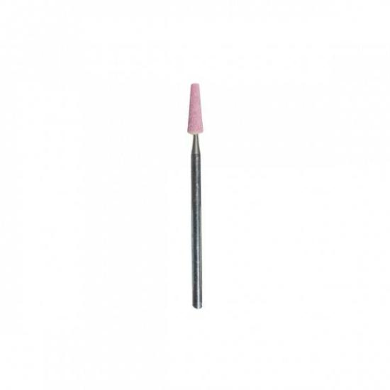 Perfect Nails Csiszolófej Kő Kúp rózsaszín
