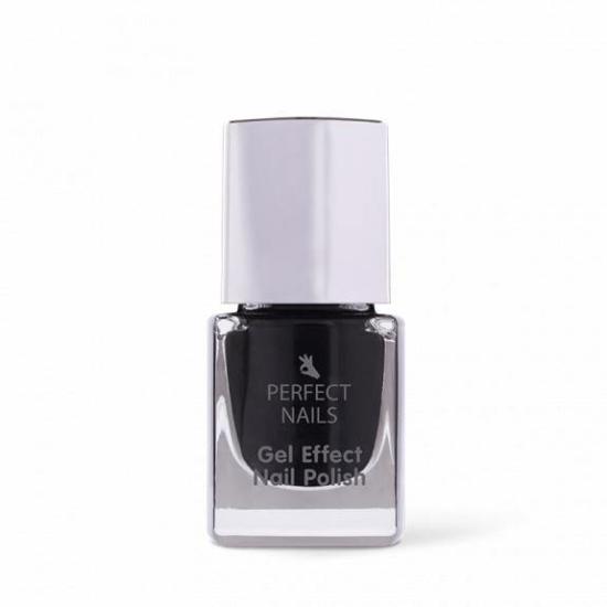 Perfect Nails Gel Effect körömlakk Fekete 7ml
