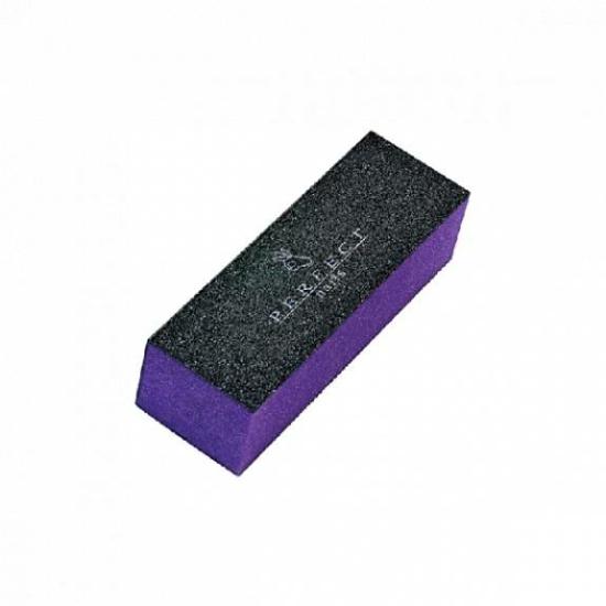 Perfect Nails Buffer fekete/lila