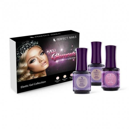 Perfect Nails Elastic Gel Glamour Collection