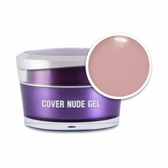 Perfect Nails Cover Nude gel - Körömágyhosszabbító zselé 50g