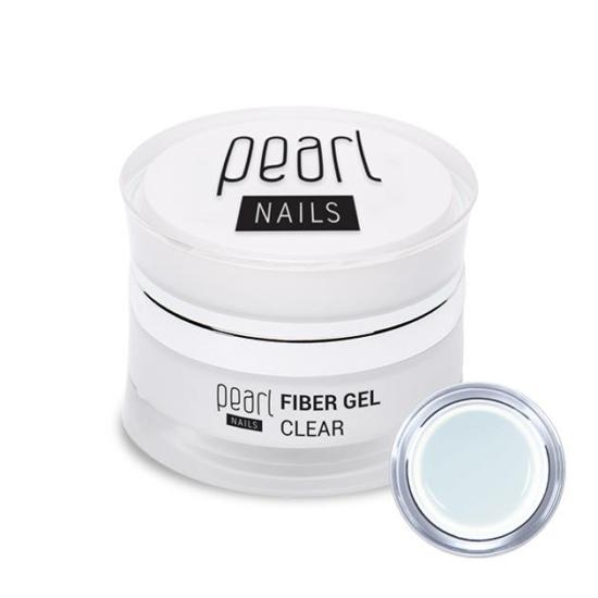 Pearl Fiber Gel átlátszó építőzselé 50ml