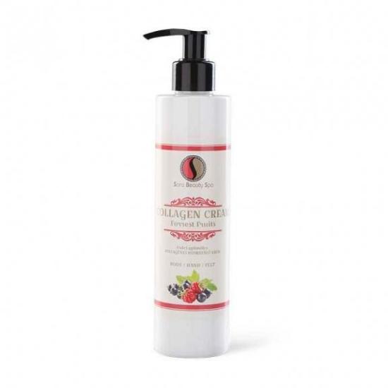 SBS Hidratáló kézkrém és testápoló - Erdei gyümölcs 250ml