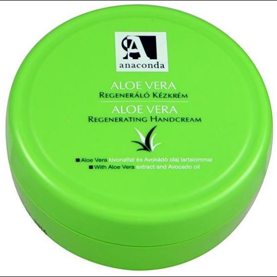 Anaconda Aloe Vera regeneráló kézkrém 200ml
