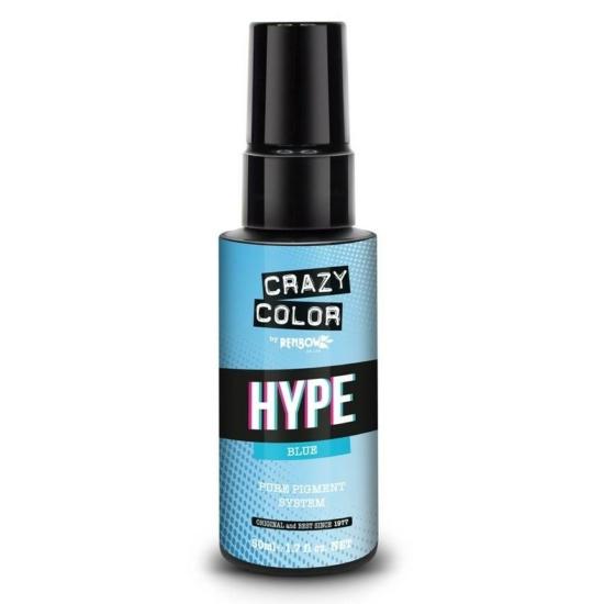 Crazy Color HYPE POWER Pure Pigment - Blue