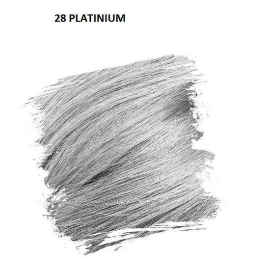 Crazy Color Színezőkrém - 28 platinum - 100ml