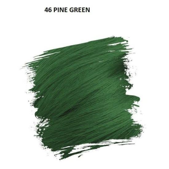 Crazy Color Színezőkrém - 46 pine green - 100ml