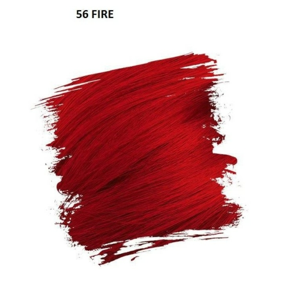 Crazy Color Színezőkrém - 56 fire - 100ml