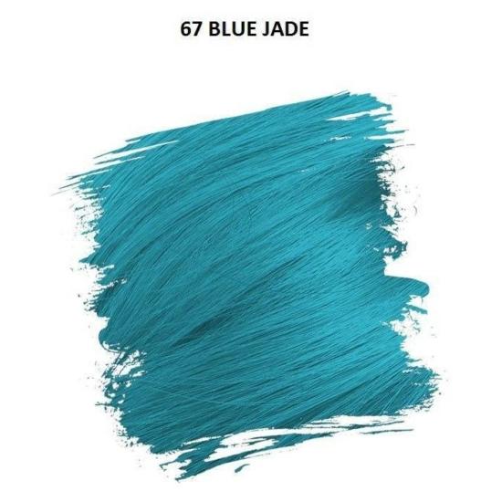 Crazy Color Színezőkrém - 67 blue jade - 100ml