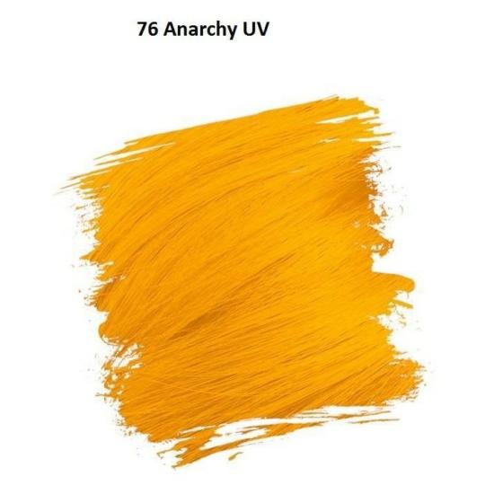 Crazy Color Színezőkrém - 76 anarchy UV - 100ml
