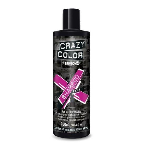 Crazy Color Vibrant Color Sampon - Pink - 250ml