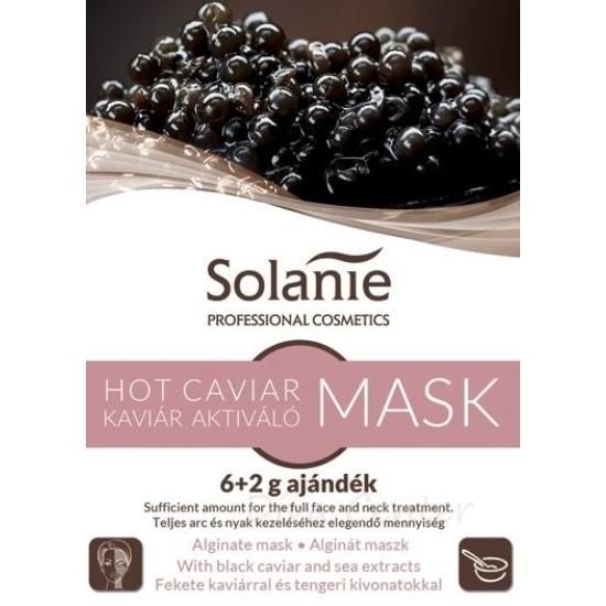 Solanie Alginát Kaviár aktiváló maszk 6g+2g