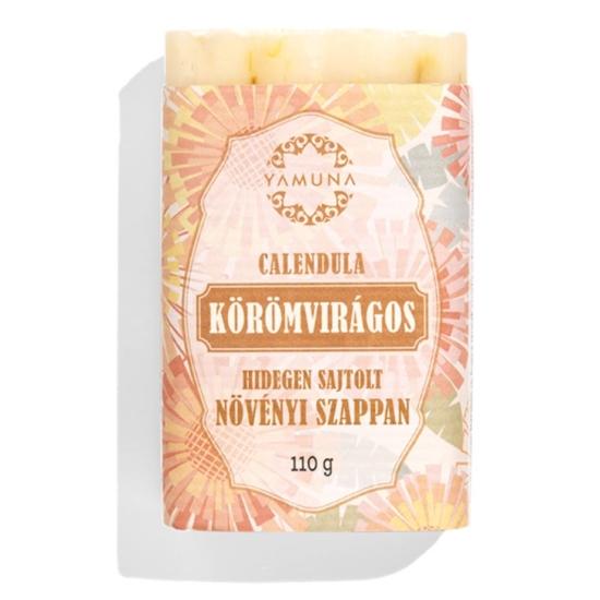 Yamuna Hidegen sajtolt Körömvirág szappan 110g