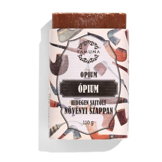 Yamuna Ópium hidegen sajtolt szappan 110g