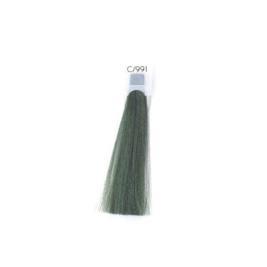 I-CARE színező kondícionáló - c991 minerális zöld 200g