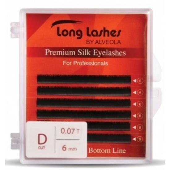 Long Lashes Extreme Volume Selyem D/0,07- 6 mm