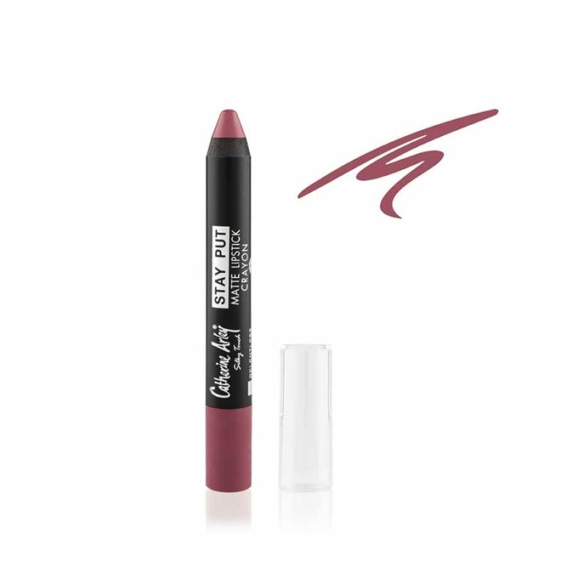 Catherine Arley Matte Lipstick Crayon rúzs ceruza 07