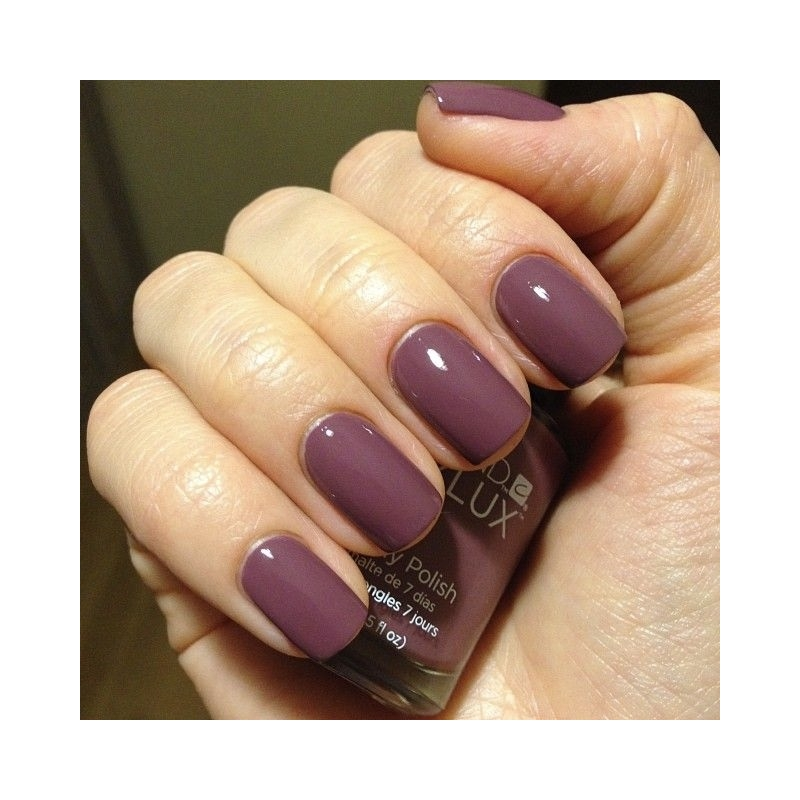 CND VinyLux Married to the Mauve 15ml