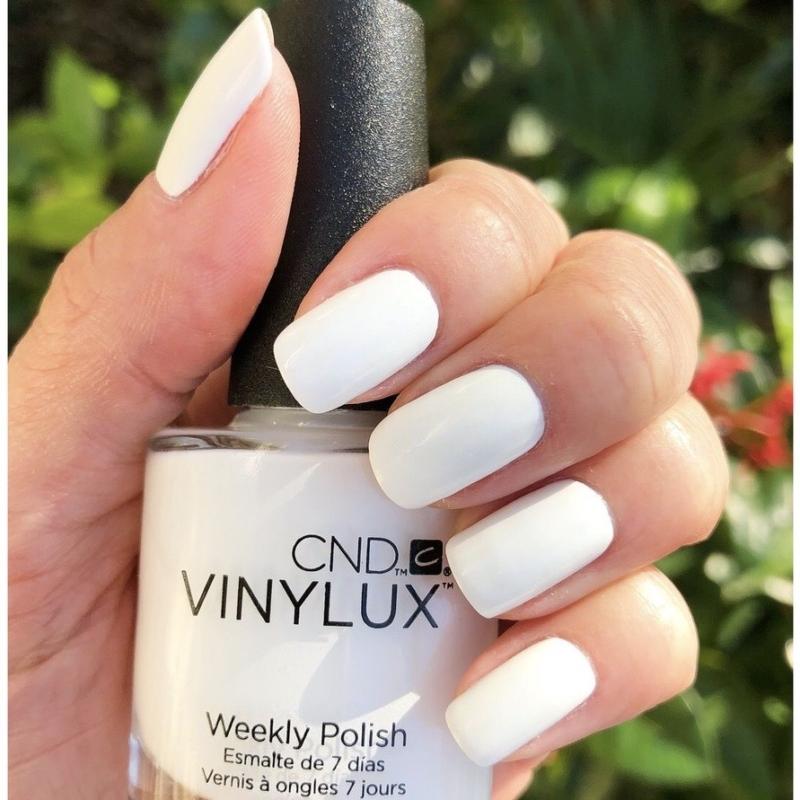 CND VinyLux Cream Puff 15ml
