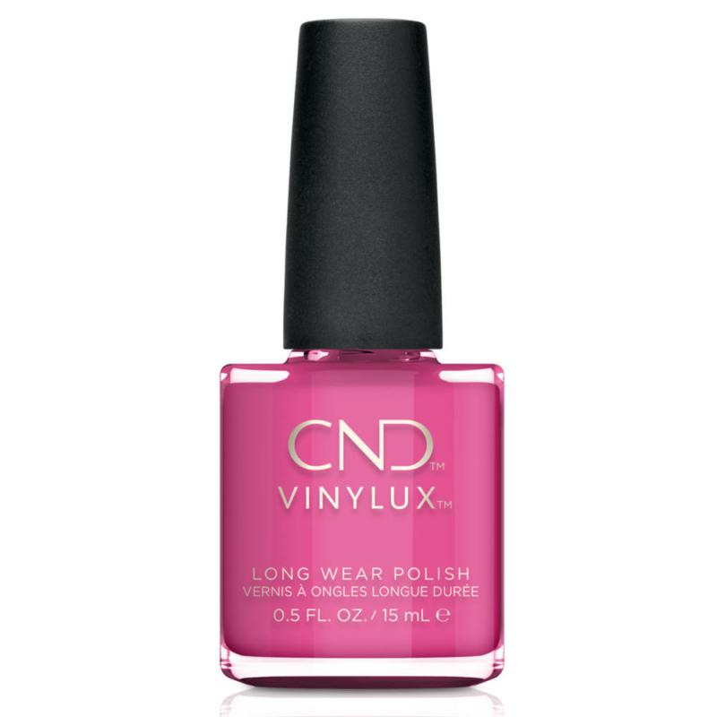 CND VinyLux Hot Pop Pink 15ml