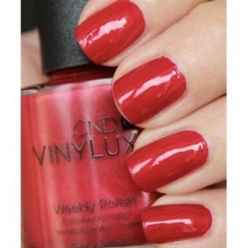 CND VinyLux Hot Chilis 15ml