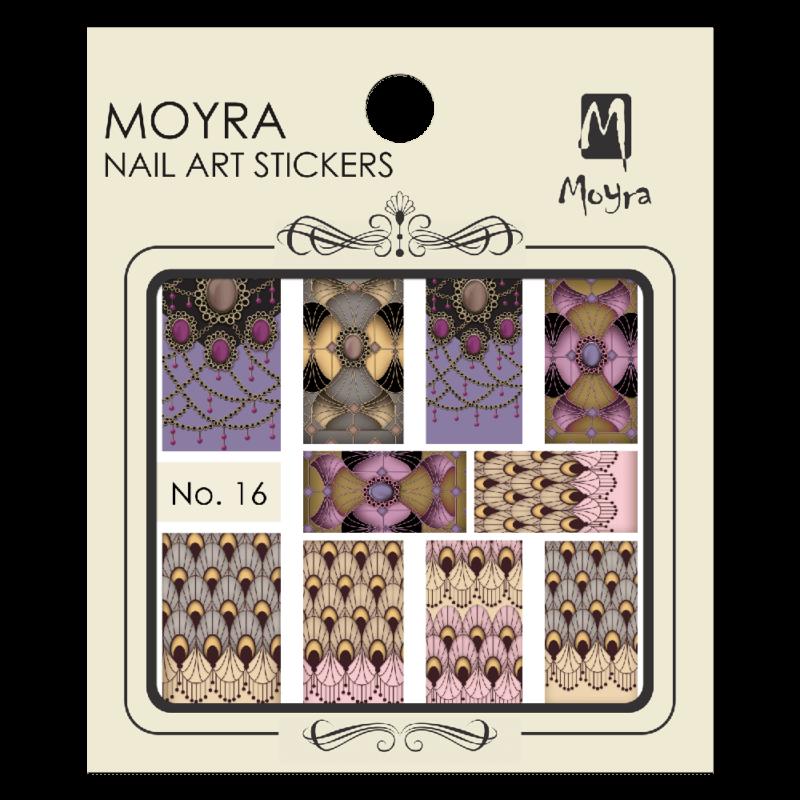 Moyra körömmatrica 16