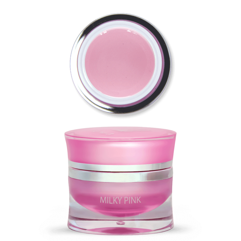 Moyra Milky Pink Zselé 30g