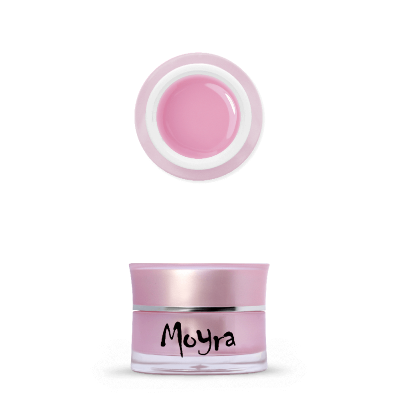 Moyra Francia rózsaszín építő zselé 5g