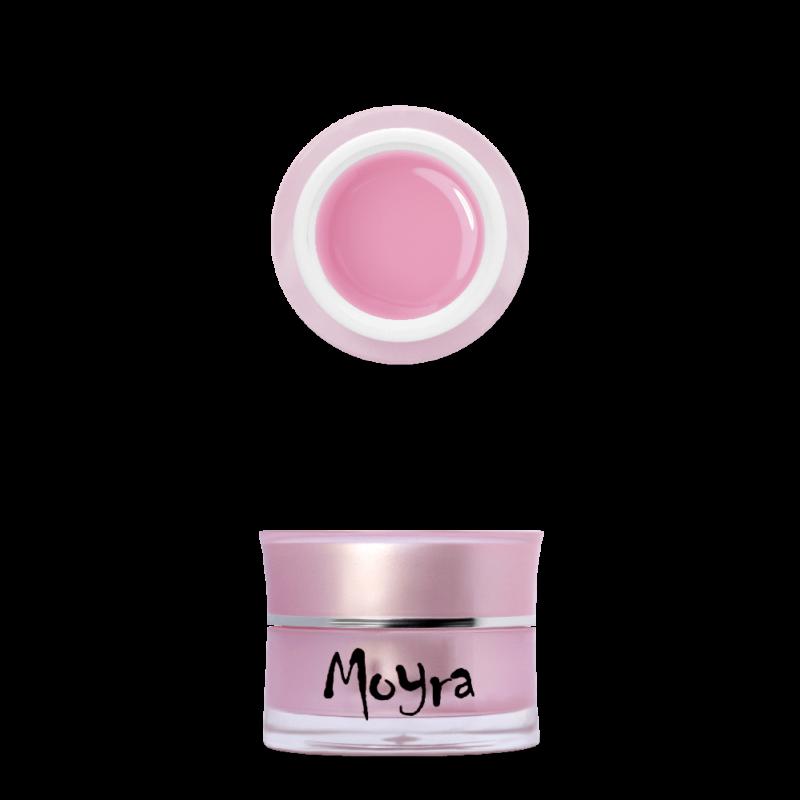 Moyra Gyémánt rózsaszín építő zselé 5g