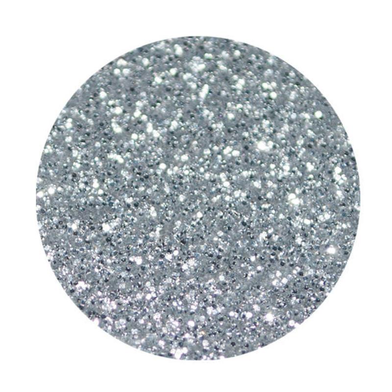 Pearl glitter spray - Silver