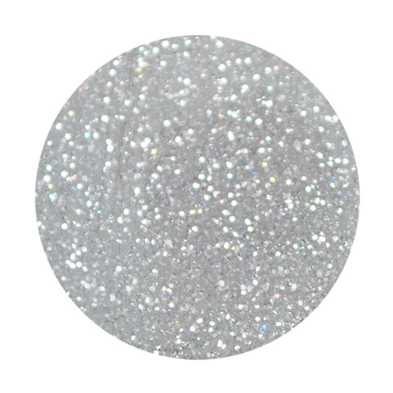 Pearl glitter spray - Shining Silver