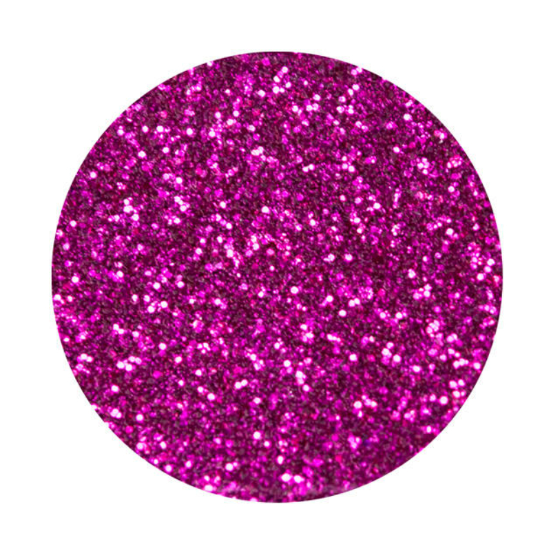 Pearl glitter spray - Deep peach