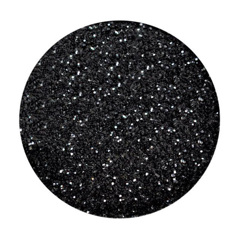 Pearl Glitter spray - black
