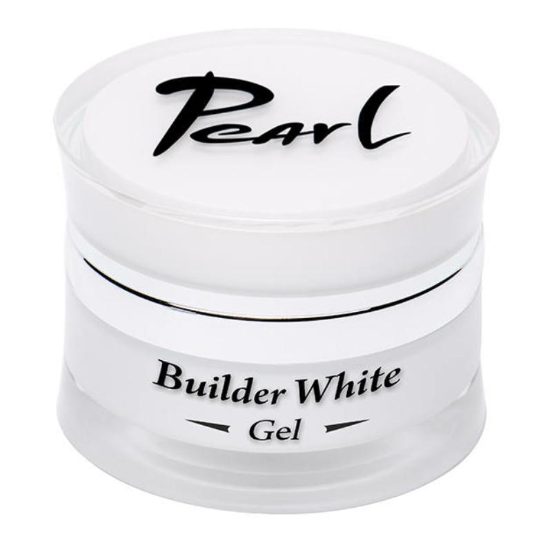 Pearl Builder Gel fehér építőzselé 50ml