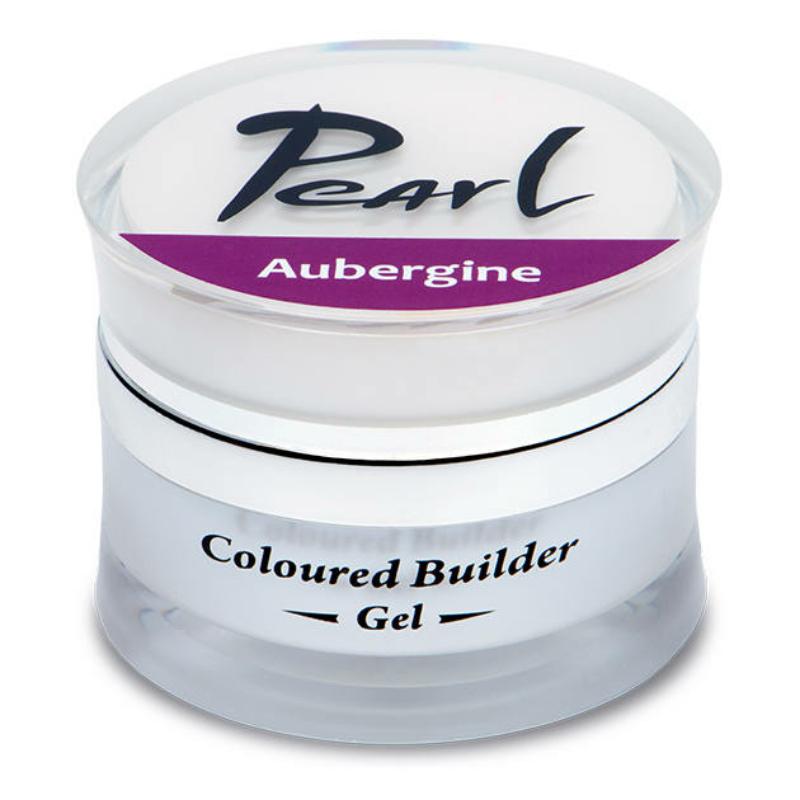 Pearl színes építő zselé Padlizsán