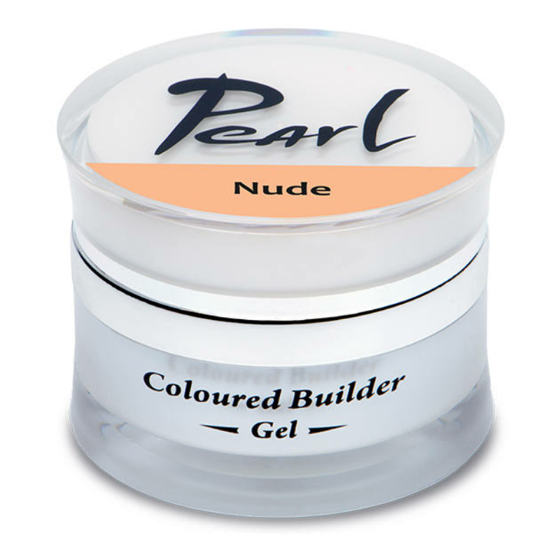 Pearl színes építő zselé Nude