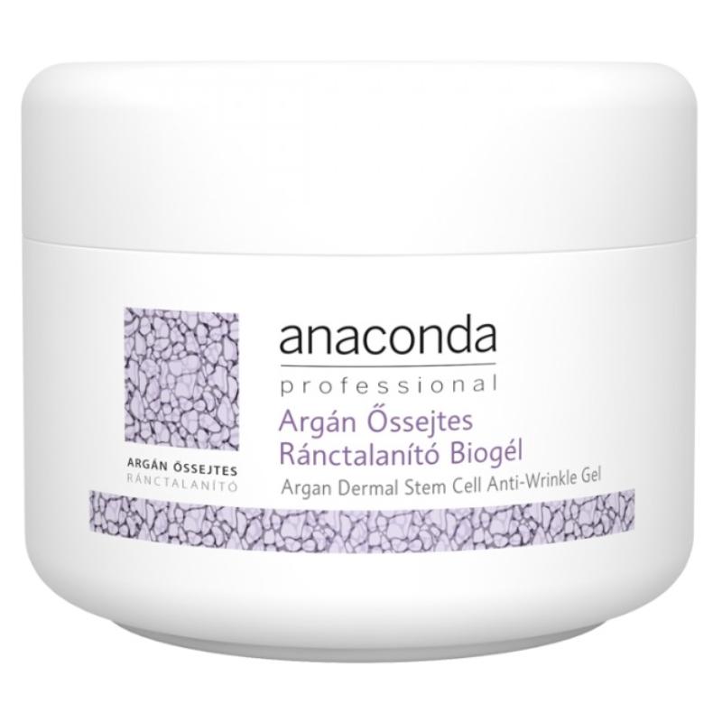Anaconda Argán Őssejtes Ránctalanító Biogél 250ml