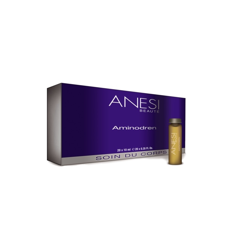 Anesi Soin du Corps Ampullas Aminodren 20x10ml - bőrfeszesítő ampulla