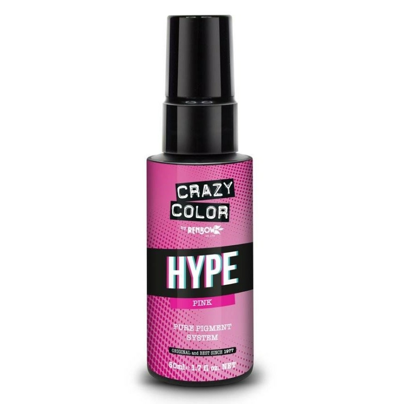 Crazy Color HYPE POWER Pure Pigment - Pink