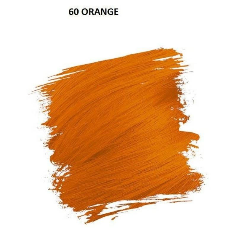 Crazy Color Színezőkrém - 60 orange - 100ml