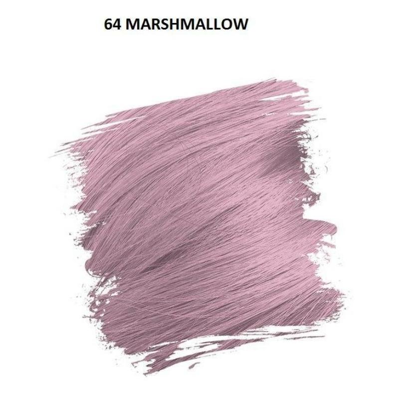 Crazy Color Színezőkrém - 64 marshmallow - 100ml