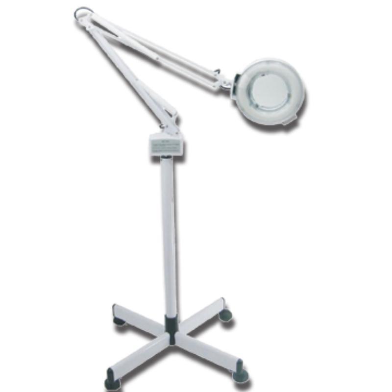 Beauty Derm nagyítós lámpa állvánnyal