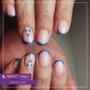 Kép 5/5 - Perfect Nails Chrome Powder - Körömdíszítő Krómpor Kék