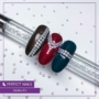 Kép 3/3 - Perfect Nails Nailstar Strassz SS3 - Pink Opal 1440db