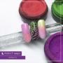 Kép 3/3 - Perfect Nails Thermo Por Lila / Neon Pink