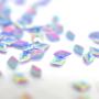 Kép 2/2 - Pearl 3D Gyémánt flitter - violet G7