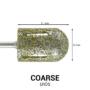 Kép 2/2 - Pearl Hengeres gyémánt csiszolófej pedikűrhöz vágott (Erős)